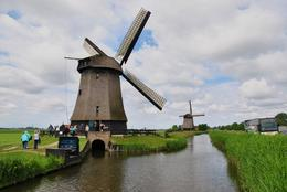 An eye-opener for someone who has not seen an actual windmill before. , Cherine - July 2012