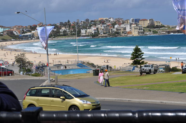 Bondi Beach in Sydney - Sydney