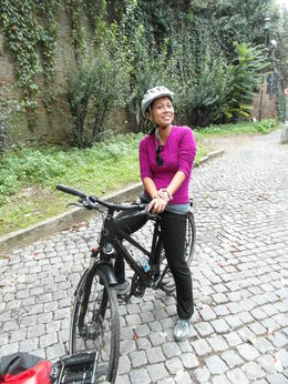 Photo of Rome Ancient Appian Way, Catacombs and Roman Countryside Bike Tour Break