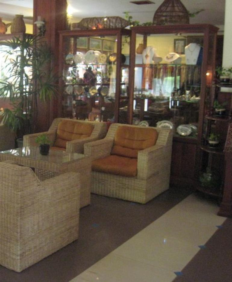 City River Hotel Lobby - Siem Reap