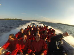 Photo of Sydney Sydney Harbour Jet Boat Thrill Ride: 30 Minutes Great day for a Jet Boat Thrill Ride