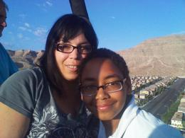Photo of Las Vegas Las Vegas Sunrise Hot Air Balloon Ride Happy Family!