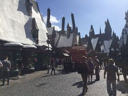 Harry Potter World - March 2016