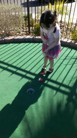 Photo of Las Vegas Las Vegas Power Pass King Putt Mini-Golf