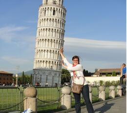 Photo of   Leaning Tower of Pisa!
