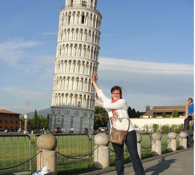 Leaning Tower of Pisa! - Florence