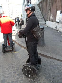 Photo of Rome Rome Segway Tour Loads of fun!
