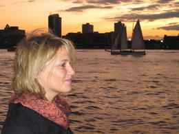 Me in NY, Lea M. L - October 2009