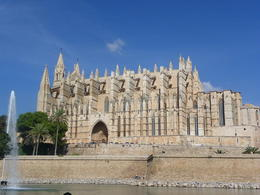 Photo of   Palma La Seu Cathedral