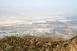 Photo of Palm Springs Palm Springs Aerial Tramway Panorama 2