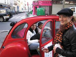 Photo of Paris Private Citroen 2CV Tour: Essential Paris Paris in Citroen