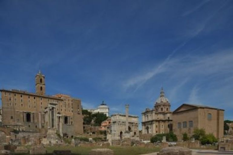 Rome Super Saver: Colosseum and Ancient Rome with Best of Rome Afternoon Walking Tour photo 21