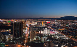 Photo of Las Vegas Las Vegas Night Strip Helicopter Tour Soaring over the Vegas Strip