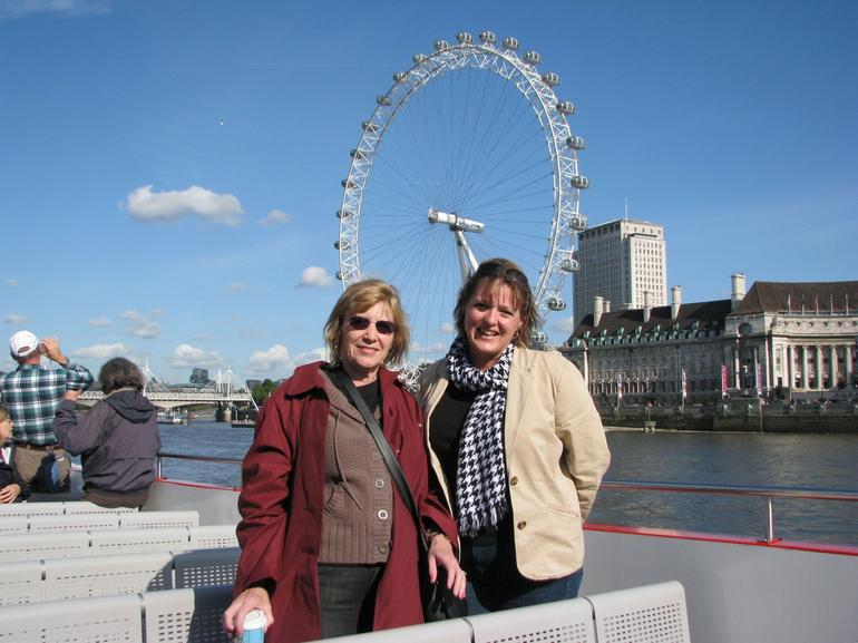 The Girls by the London Eye - London