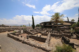 The Synagogue of Capharnaum , Ken B - July 2015