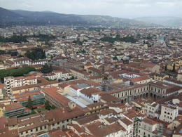 Photo of Florence Skip the Line: Florence Duomo with Brunelleschi's Dome Climb View from the top of Duomo in Florence