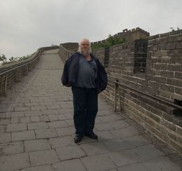This is proff of being in China , Stephen J - June 2016