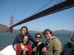 Photo of San Francisco San Francisco Champagne Brunch Cruise All of us...