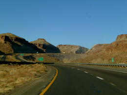 Photo of   Almost to Arizona