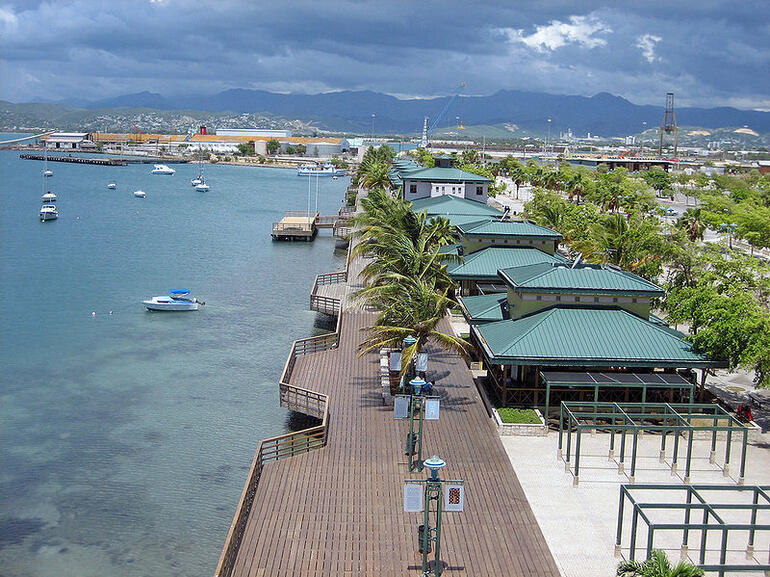 Area recreativa de La Guancha - San Juan
