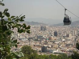 Photo of Barcelona Barcelona in One Day Sightseeing Tour Cable car