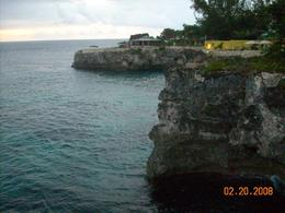 Photo of Montego Bay Negril Sightseeing Tour with Sunset at Rick's Cafe Cliffs at Ricks Cafe