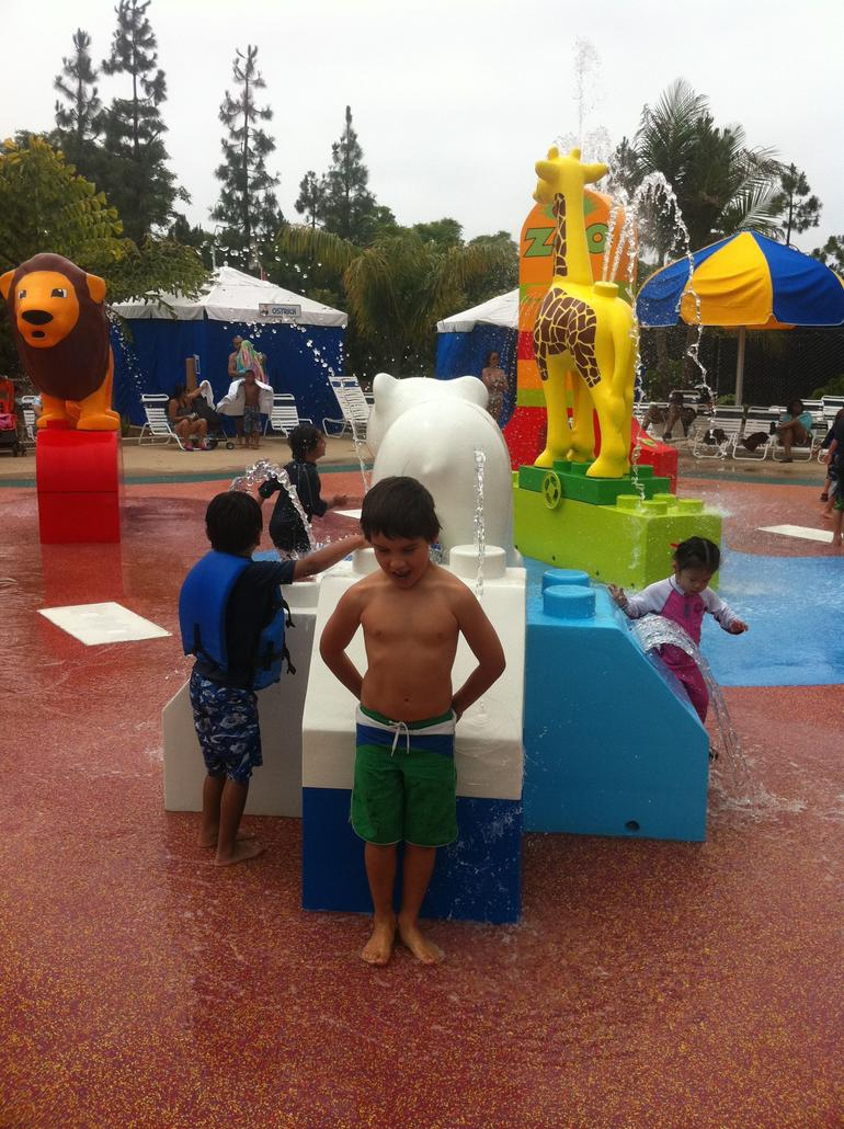 DUPLO Splash Safari - San Diego