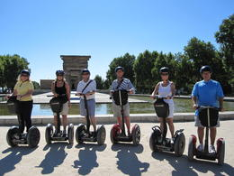 Photo of Madrid Madrid Segway Tour Egyptian Tomb