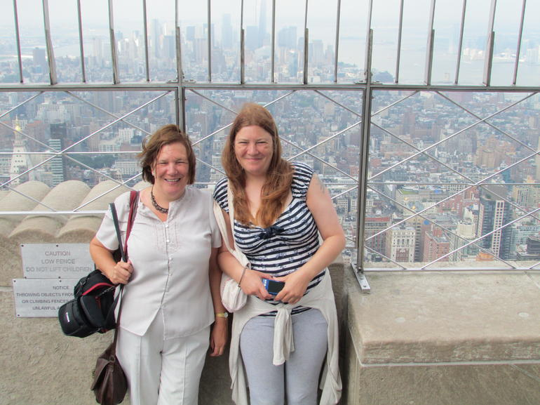 Empire state observation deck - New York City