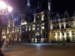 Photo of Paris Ghosts, Mysteries and Legends Night Walking Tour of Paris end of tour