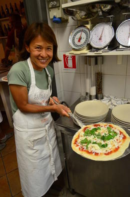 Photo of Florence Florence Cooking Class: Learn How to Make Gelato and Pizza Florence Pizza and Gelato Tour