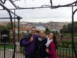 Photo of Porto & Northern Portugal Panoramic Porto Tour Graham Cellars in Gaia