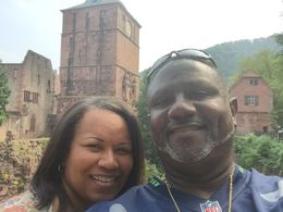 Tyrone and Wanda 1st Wedding Anniversary!!! , Tyrone M - November 2015