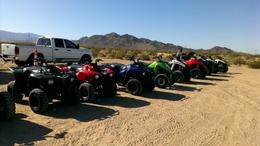 Photo of Las Vegas Hidden Valley and Primm ATV Tour Hidden Valley Adventure