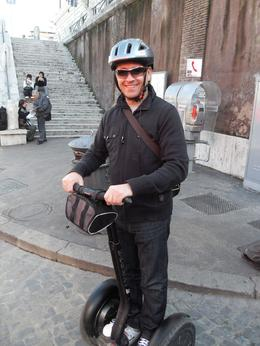 Photo of Rome Rome Segway Tour It's easy...