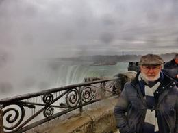 Photo of New York City 2-Day Niagara Falls Tour from New York by Bus Keeping dry
