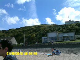 Photo of Bayeux Normandy Battlefields Tour - American Sites Omaha Beach Seawall Northern, Fr.