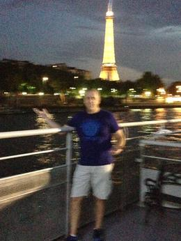 Photo of Paris Paris Night Bike Tour On boatride