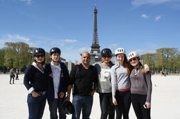 Photo of Paris Paris City Segway Tour Our Group...