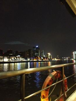 From the Huangpu River Cruise, Cat - August 2012