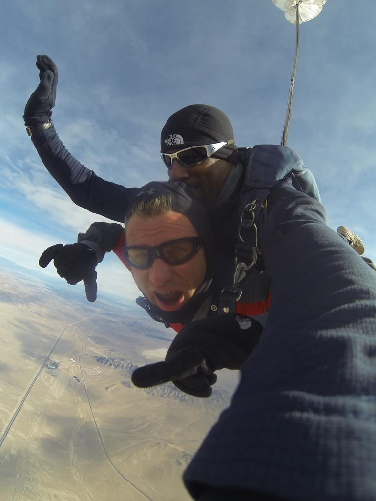 Skydiving - Las Vegas