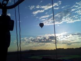 Photo of Las Vegas Las Vegas Sunrise Hot Air Balloon Ride Stunning Sunrise!
