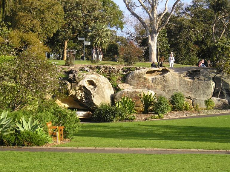 Sydney Bike Tour - Royal Botanical Gardens - Sydney
