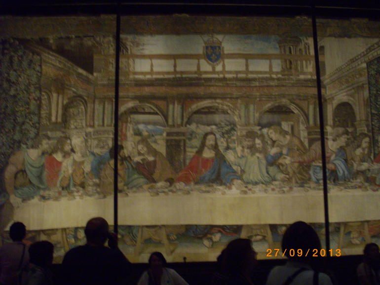 Tapestry - Rome