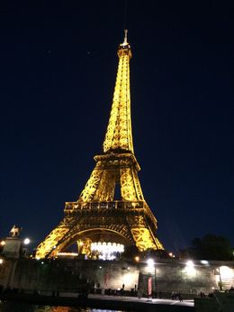 The Eiffel Tower , annabron - October 2015