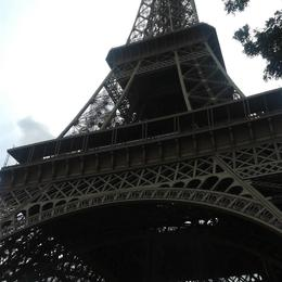 Photo of Paris Seine River Cruise: Sightseeing with Optional Aperitif or Snack The Eiffel Tower.