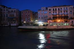 Photo of Venice Venice Marco Polo Airport Link Departure Transfer Venice at night