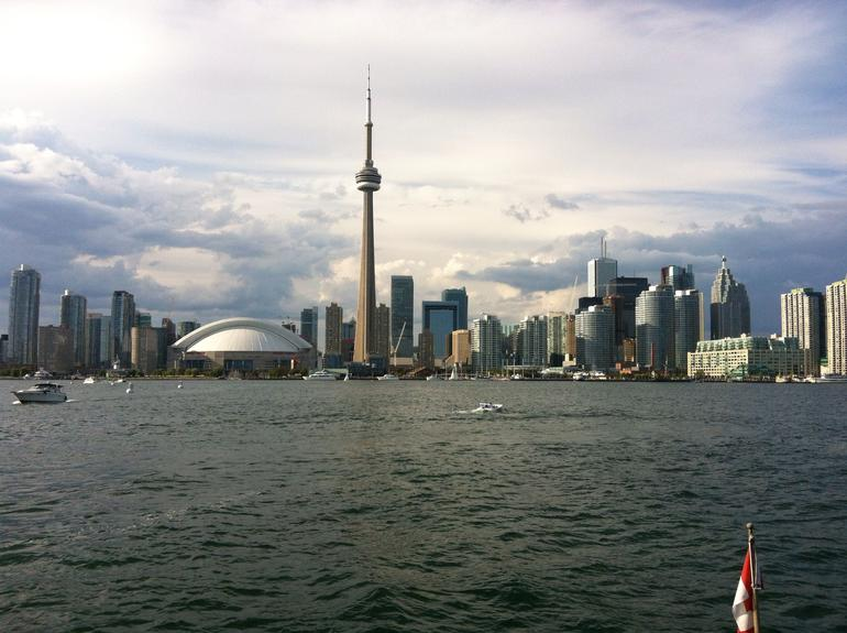 View of the Toronto Skyline - Toronto