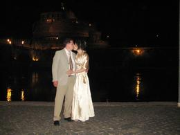 Photo of Rome Rome Tiber River Night Cruise with Dinner or Wine 10th wedding anniversary