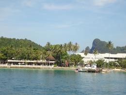 Photo of   Approaching Phi Phi